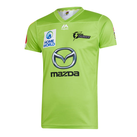BBL - 2019 Sydney Thunder On Field Replica Shirt - Junior