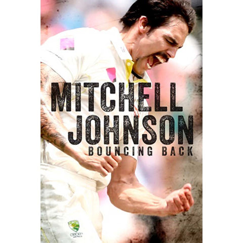 DVD - Mitchell Johnson: Bouncing Back