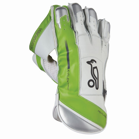 Kookaburra Pro Players Youths Wicket Keeping Gloves