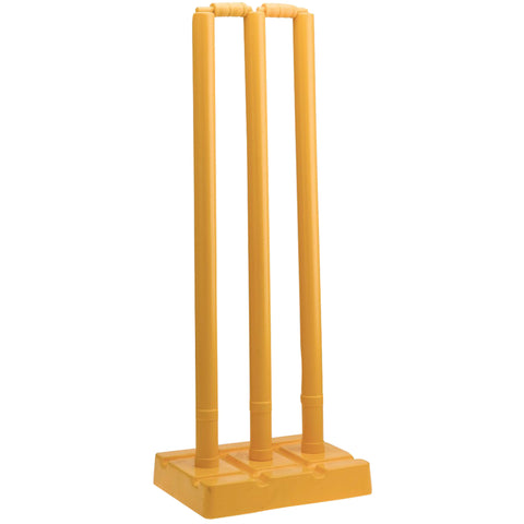 Gray-Nicolls Yellow Plastic Stump Set