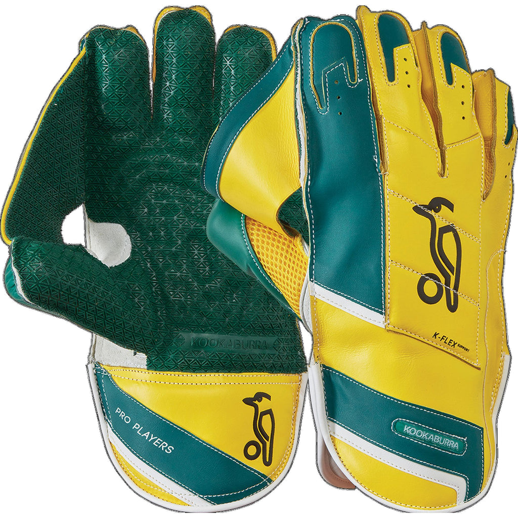 Kookaburra Pro Players WK Gloves