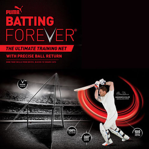 Puma - Batting Forever Training Net.