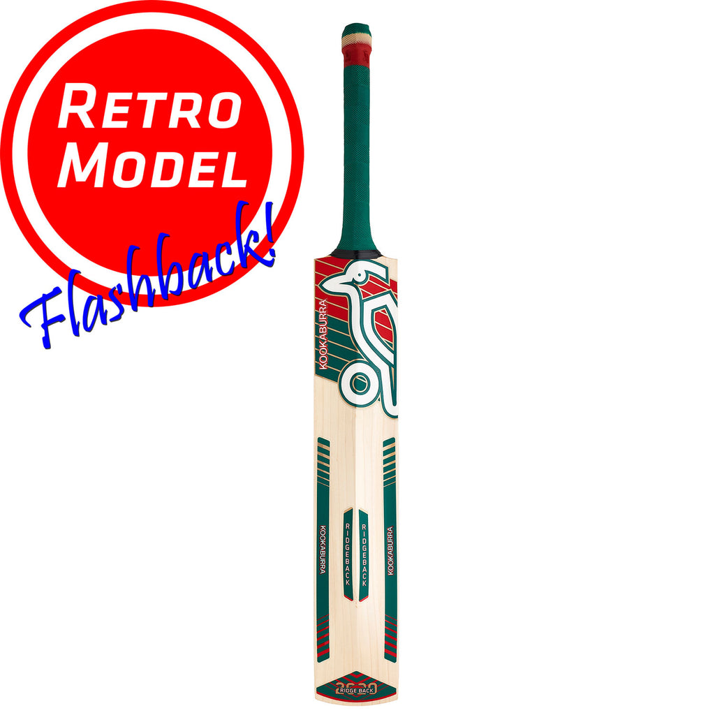 Kookaburra Ridgeback 2000 Series 3 Senior Bat - Retro Version