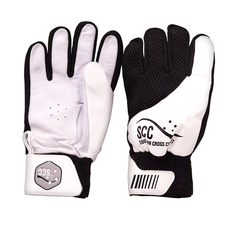 Southern Cross Cricket Assassin Traditional Indoor Batting Gloves