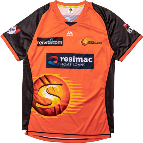 BBL - 2018 Perth Scorchers Junior Replica Top