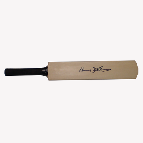 Sir G.St.A. Sobers Signed Mini Bat