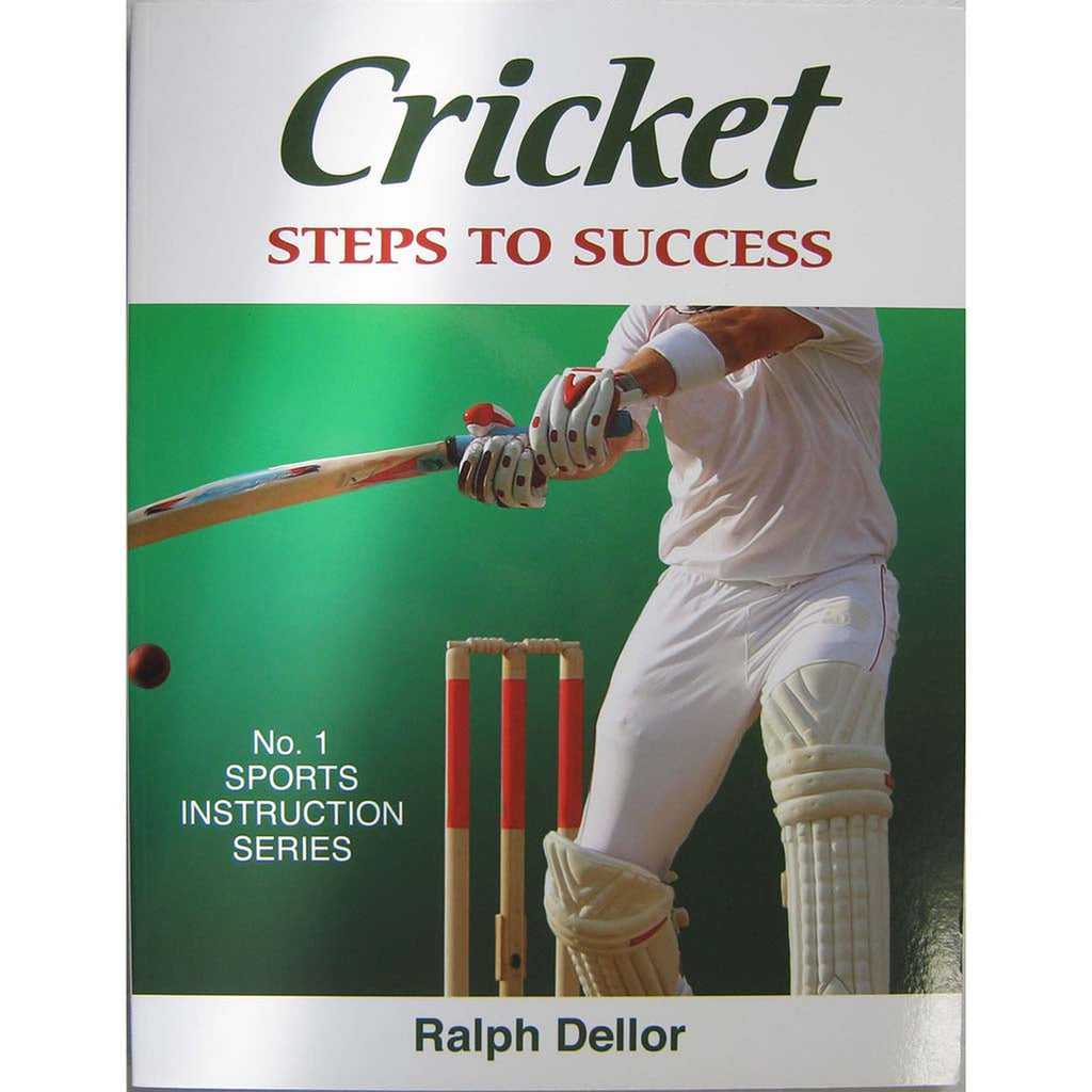 Cricket Book - Steps To Success