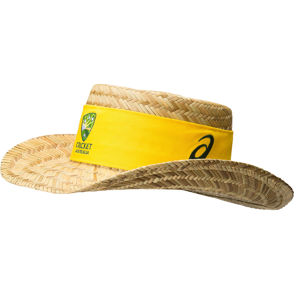 Cricket Australia Straw Hat