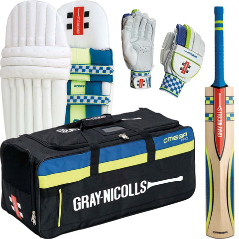 Gray-Nicolls Omega Strike Junior Set