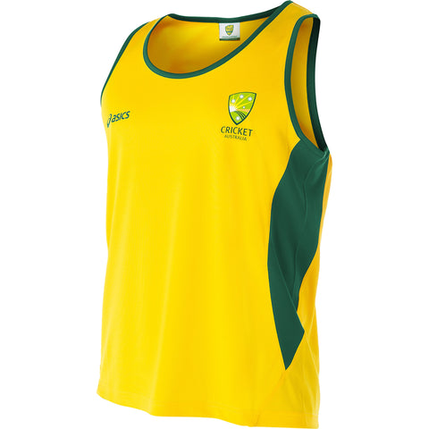 Cricket Australia Supporter Singlet - Junior