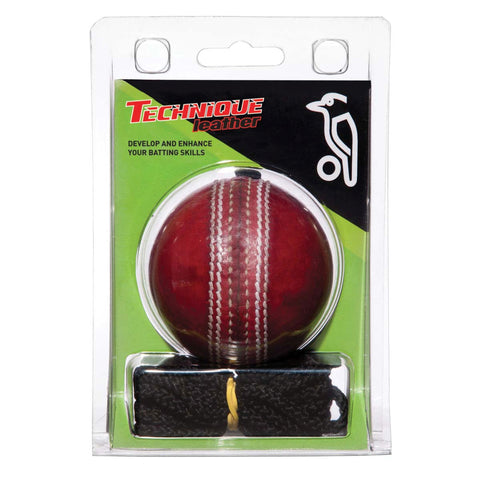 Kookaburra Technique Leather Ball