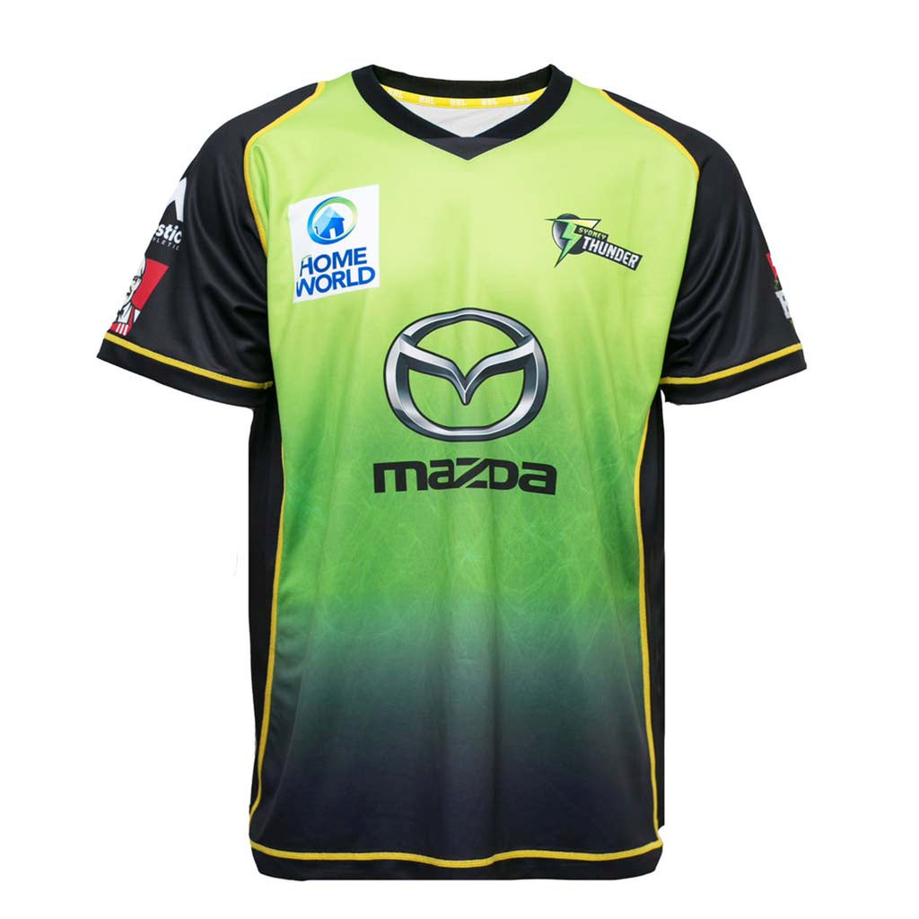 BBL 2017 - Sydney Thunder Junior Replica Top