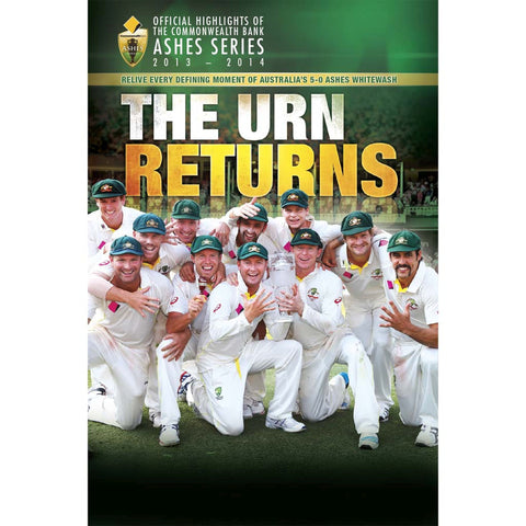 DVD - The Urn Returns