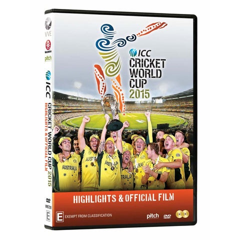 ICC Cricket World Cup 2015 Highlights and Official Film