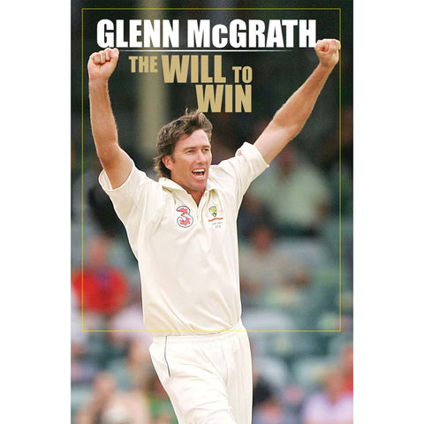 DVD - Glenn McGrath - The Will To Win
