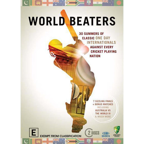 DVD - World Beaters