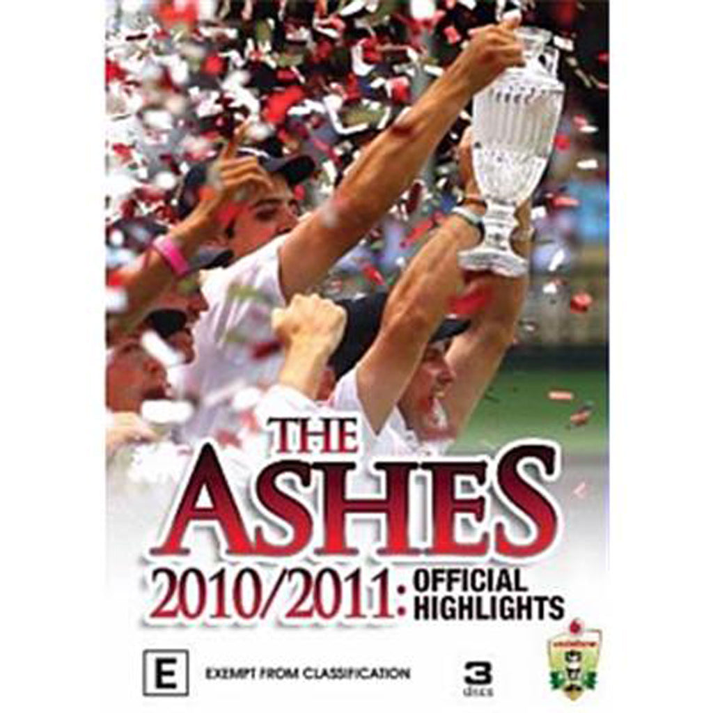 The Ashes 2010/2011 Official Highlights