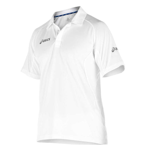 Asics Playing Shirt White - Junior