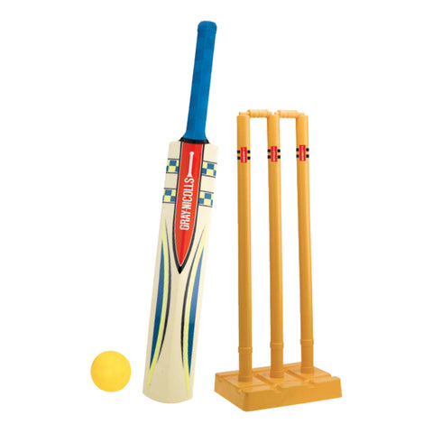 Gray-Nicolls Plastic Beach Cricket Set