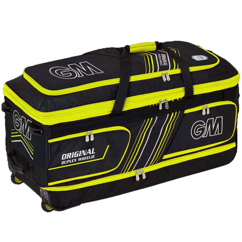 Gunn & Moore Duplex Wheel Bag