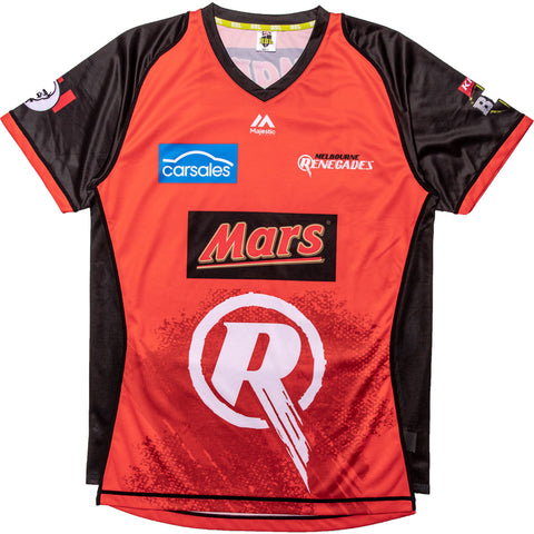 BBL - 2018 Melbourne Renegades Junior Replica Top