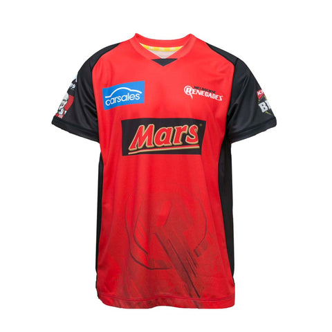 BBL 2017 - Melbourne Renegades Senior Replica Top
