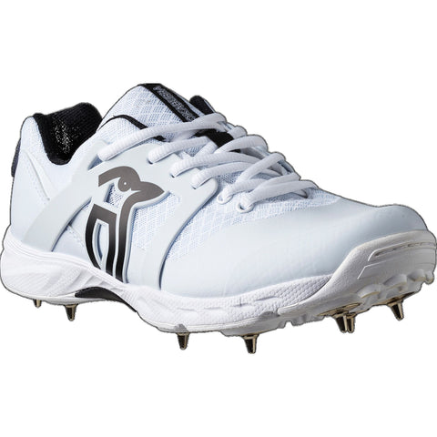Kookaburra Pro 2000 Spike Shoe White/Black