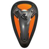 Shock Doctor Abdominal Guard - Ultra Carbon
