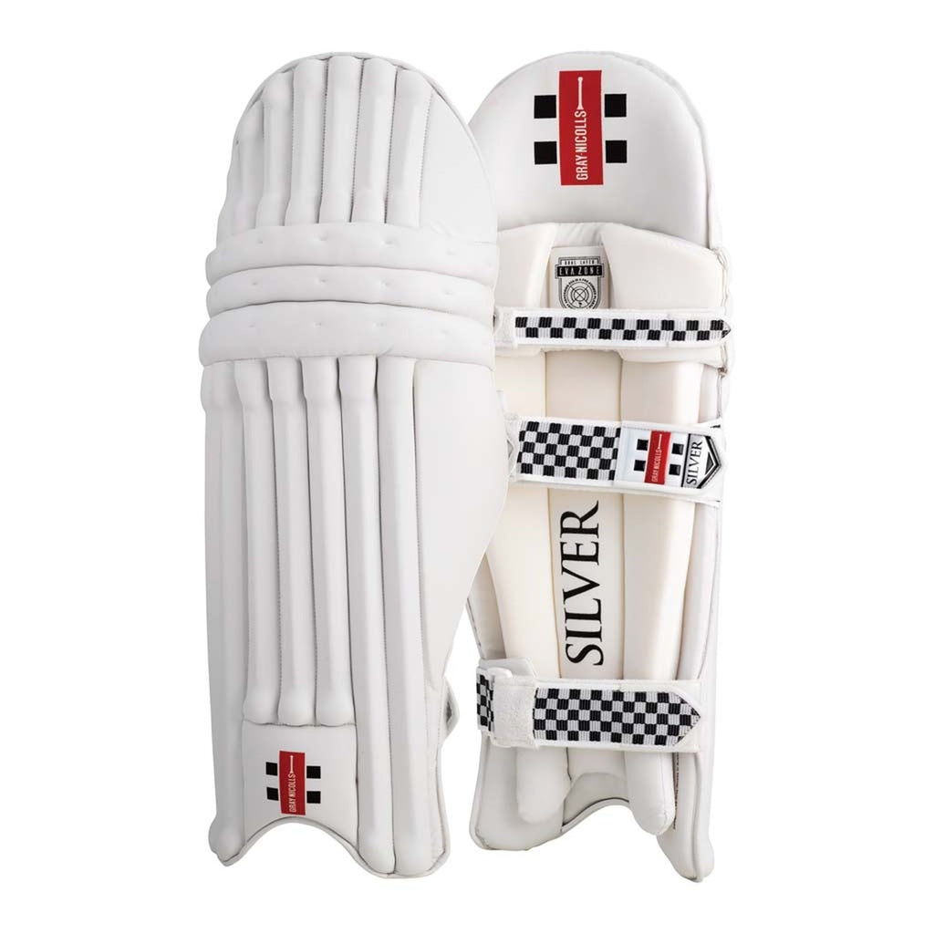 Gray-Nicolls Silver Batting Pads