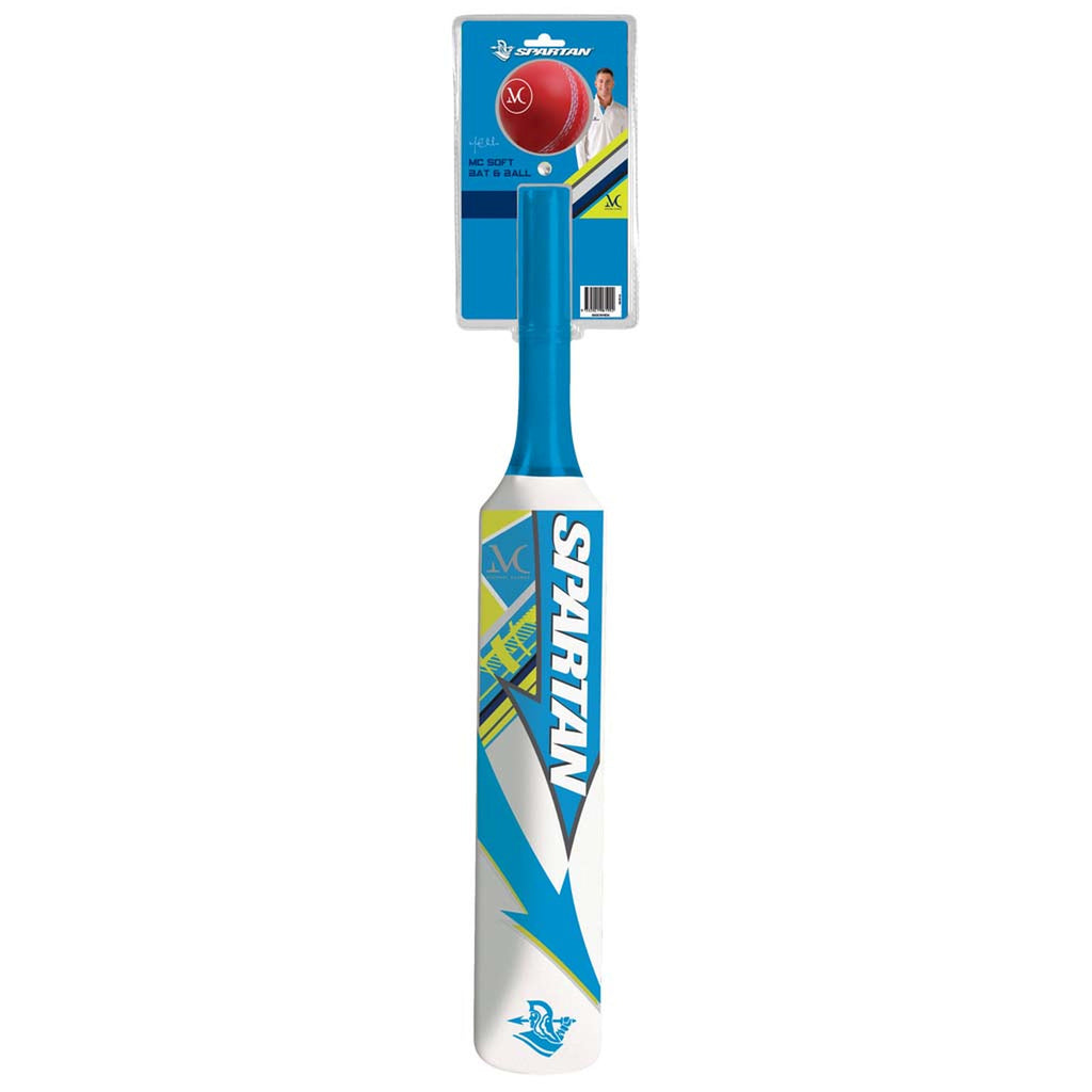 Spartan Soft Bat & Ball Set