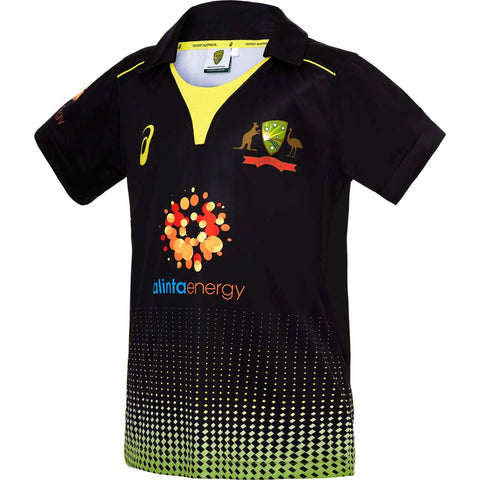 Australia Replica T20 Shirt - Junior