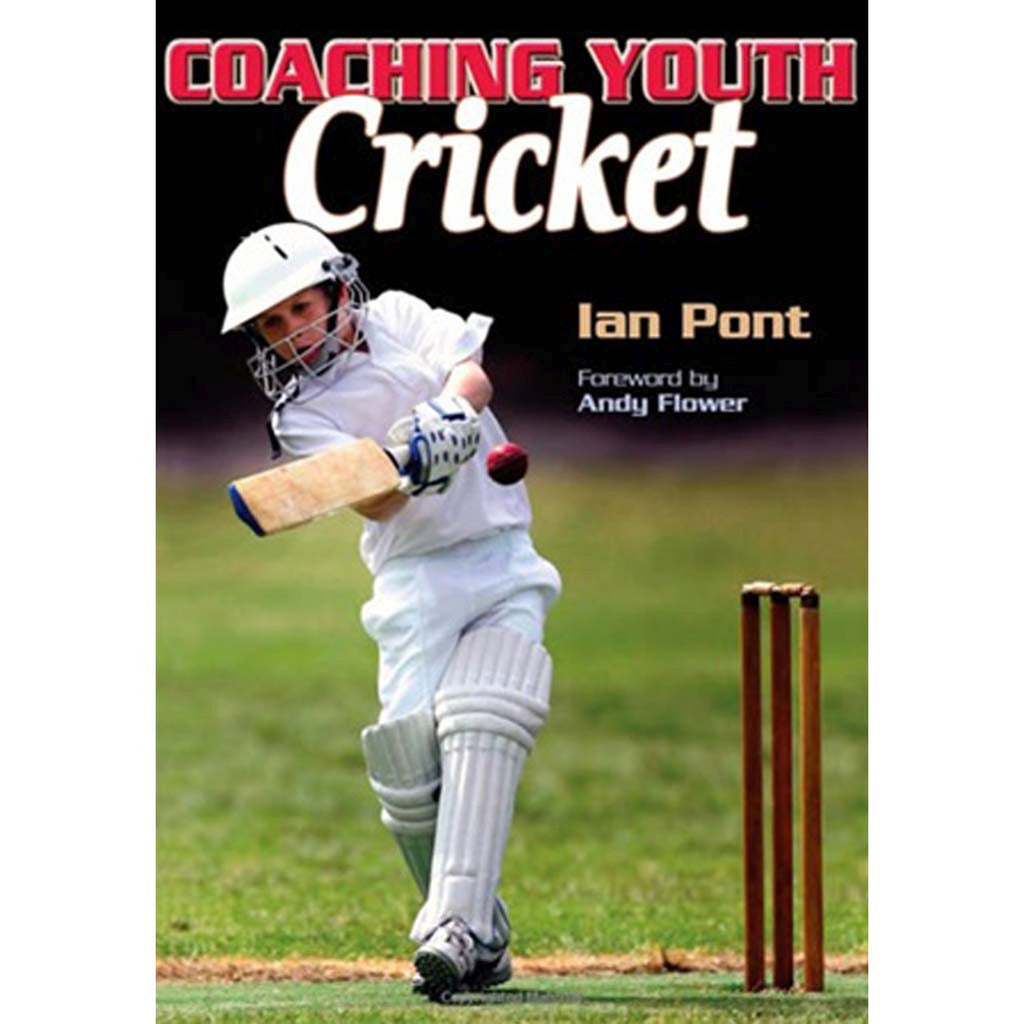 Cricket Book - Coaching Youth Cricket