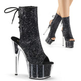 Pleaser ADORE-1018G Stiletto Heel Boot