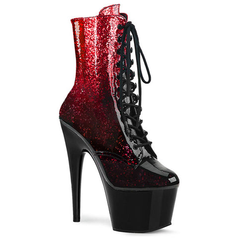 Adore-1020OMB Lace-up Ankle Boot