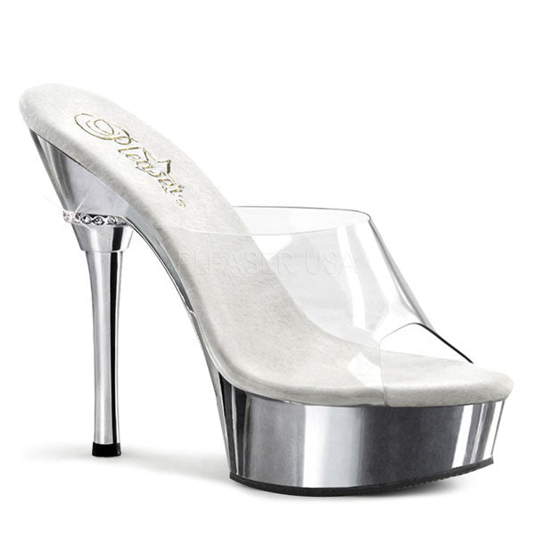 Pleaser ALLURE-601 Stiletto Heel Slide