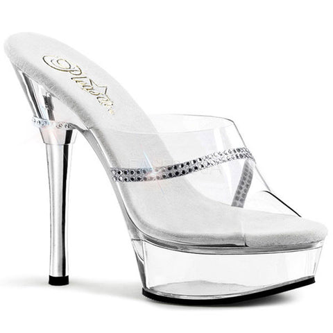 Pleaser ALLURE-601R Stiletto Heel Slide
