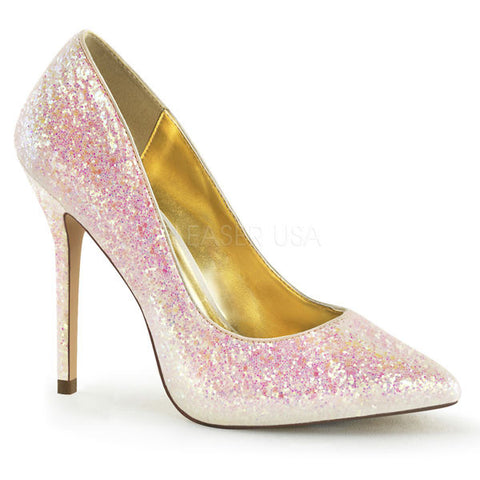 Fabulicious AMUSE-20G Stiletto Heel Pumps
