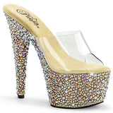Pleaser BEJEWELED-701MS Platform Slide