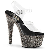 Pleaser BEJEWELED-708MS Platform Sandal