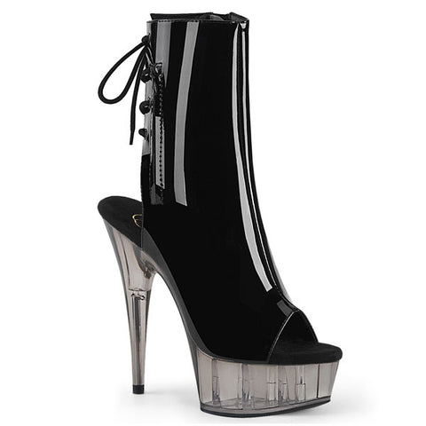 "DELIGHT-1018T 6"" Stiletto Heel Boots"