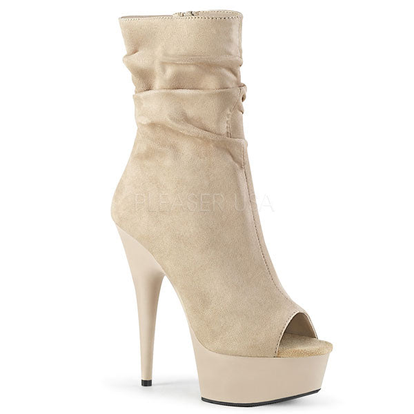 Delight-1031 Stiletto Heel Ankle Boots