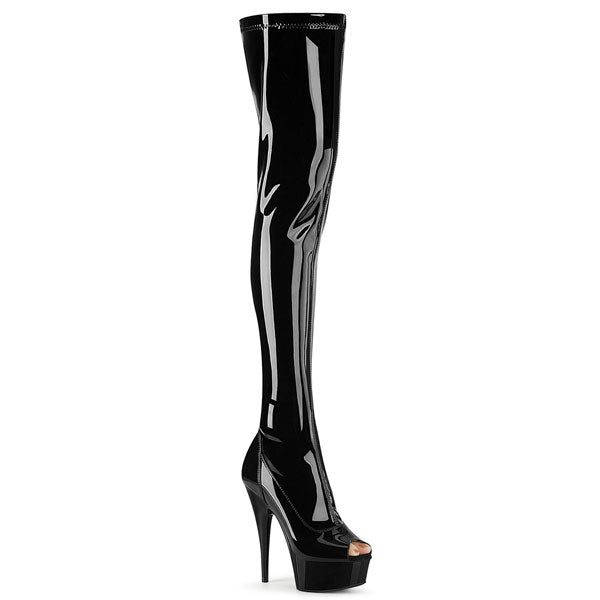 Delight-3011 Thigh High Boots
