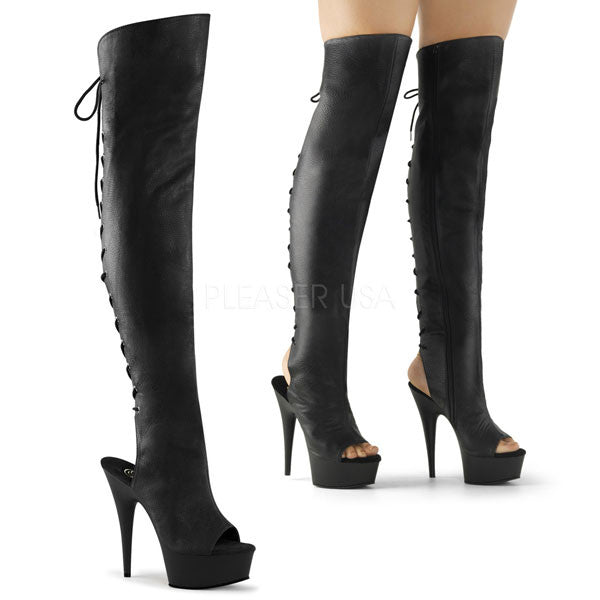 Delight-3019 Over-The-Knee Boots