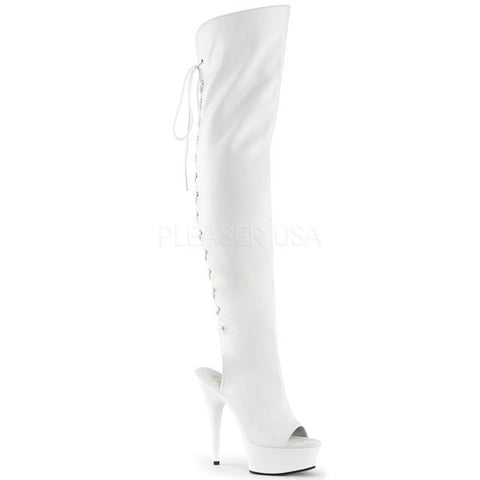 Pleaser DELIGHT-3019 Over-The-Knee Boots