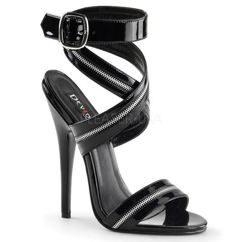 Devious DOMINA-119 Stiletto Heel Sandal