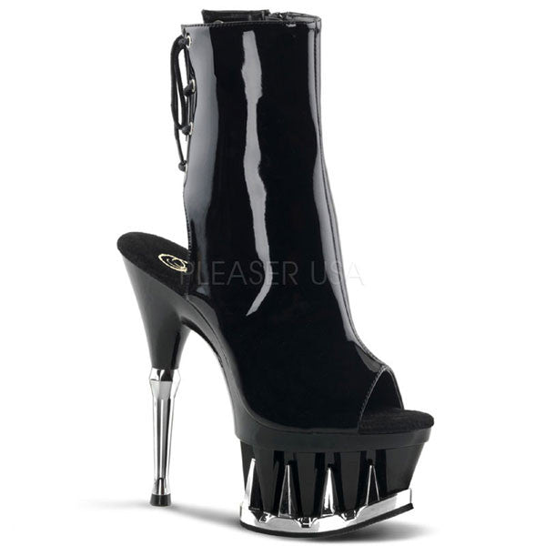 70f5e9b55a0c Pleaser SPIKY-1018 Open Toe Platform Boot.   81.95. Free shipping ...
