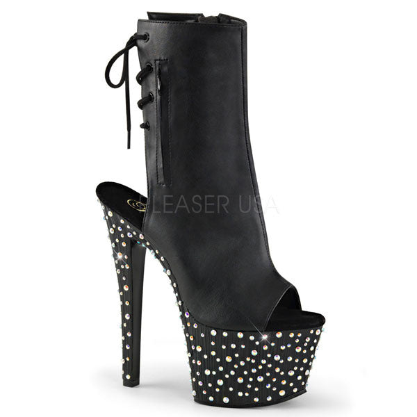 Pleaser STARDANCE-1018-7 Ankle Boot