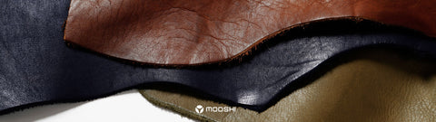 Italian Vegetable Tanned Leather Material