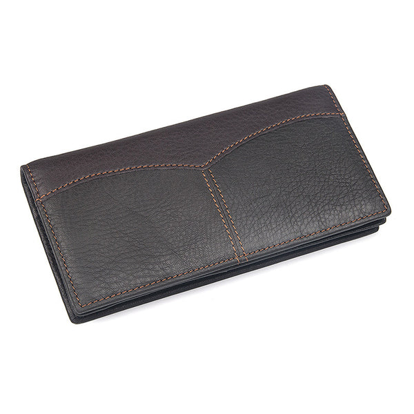 Wallet With Tracker Cool Wallets For Men, Mens Designer Wallets , Front Pocket Wallet  8059 - ROCKCOWLEATHERSTUDIO