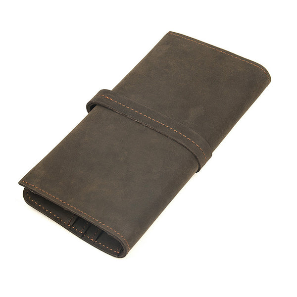 Wallet Tory BurchWallet Money Clip,  Cool Wallets For Men, Magic Wallet, Front Pocket Wallet  8180 - ROCKCOWLEATHERSTUDIO